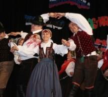 Ples, petje in dobra volja