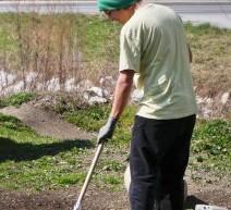 Očistimo Slovenijo tudi v Trbovljah