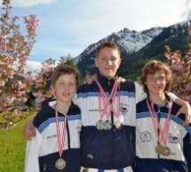 Štiri medalje za Trboveljčane!