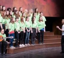 FOTO: Revija otroških in mladinskih pevskih zborov