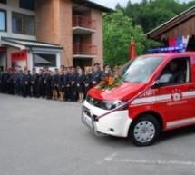 Trboveljski gasilci se lahko pohvalijo z novim vozilom!