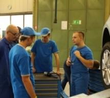 Tekmovanje »MODRI VOLAN« potekalo na Srednji tehniški in poklicni šoli Trbovlje
