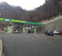 Skupina MOL v Sloveniji s svojim prvim bencinskim servisom v Zasavju