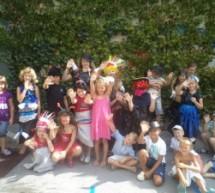 Počitniške dejavnosti DPM Trbovlje: Modna pista (6.8. – 10.8.2012)