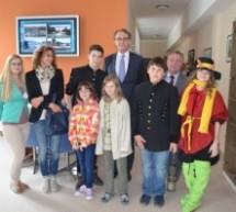 Obisk veleposlanika Nizozemske