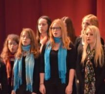 5. letni koncert pevskega zbora Gimnazije in ekonomske srednje šole Trbovlje