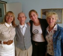 Obiskali smo 100-letnika, g. Milana Buneto