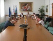 Otroci iz pobratenega Salluminesa na obisku v Trbovljah