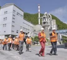Lafarge Cement ponovno odprl vrata cementarne za javnost