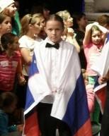 Trboveljčan Luka Mravlje s kolajno iz EP na Češkem