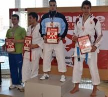 Karate – Almin Salkić zmagovalec mednarodnega turnirja Grand Prix Croatia v samoboru