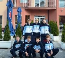 Vnovičen uspeh trboveljskih karateistov na turnirju v ČG