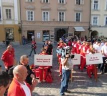 Državno preverjanje usposobljenosti ekip prve pomoči Civilne zaščite in Rdečega križa