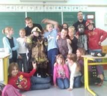 Mladi poklicni gasilci