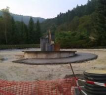 Na trboveljskem pokopališču potekajo obnovitvena dela