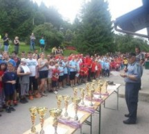 Na Dobovcu 5. Regijsko gasilsko tekmovanje v orientaciji »2013«