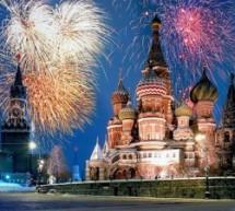 Praznovanje ruskega novega leta v Trbovljah