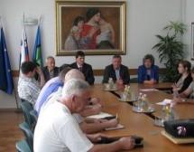 V Trbovljah na obisku iz srbskega Bora