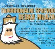 Tradicionalni sprevod Dedka mraza