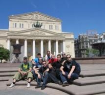 Orleki so se potepali po Rusiji