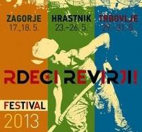 Festival Rdeči revirji po vsem revirju