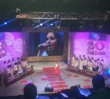 Trboveljčanka uspešno zastopala Slovenijo na mednarodnem festivalu otroške pesmi v Črni gori