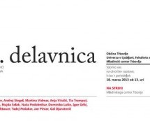"""Predstavitev nalog z arhitekturno urbanistične delavnice """"Trbovlje 2012"""""""
