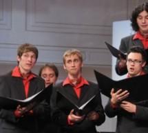 Vabilo na koncert primorskega akademskega zbora