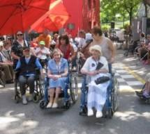 Prireditve v Domu upokojencev Franca Salamona ob mednarodnem dnevu starejših