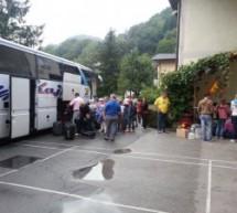 Letovanje gasilske mladine Gasilske zveze Trbovlje v Poreču