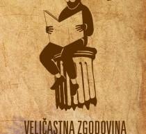 Film Veličastna zgodovina slovenskega naroda na DVDju!