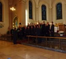 Gostovanje zborov v Franciji