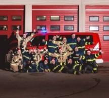Naši gasilci bodo izdali svoj koledar »Ognjeni fantje 2014«