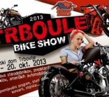 Trboule Bike show bo znova navduševal