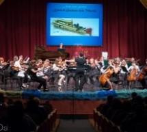 Vabilo na božično-novoletni potpuri Glasbene šole Trbovlje