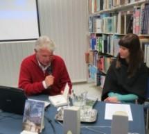 Pogovor z Romanom Kukovičem v Knjižnici Toneta Seliškarja Trbovlje