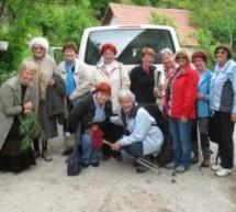 Deset let sekcije Upokojenih pedagoških delavcev Trbovlje