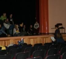 Gledališka delavnica učencev OŠ Trbovlje v Domu Svobode
