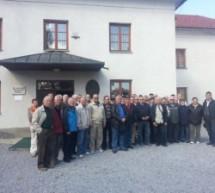 Trboveljski starejši gasilci obiskali Slovenski gasilski muzej dr. Branka Božiča