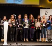 Luka Mravlje in Lara Turšič dobitnika priznanja PZS za leto 2013