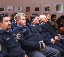 Fotoutrinki s slovesne podelitve nagrad in priznanj ob dnevu Civilne zaščite