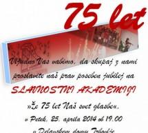 Ob 75. letnici Glasbene šole Trbovlje
