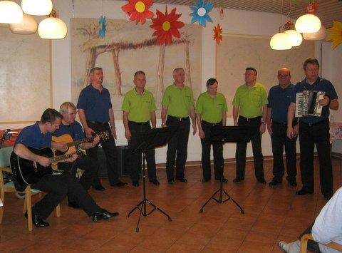 Nastop v domu F. Salamon v Trbovljah 26.2. 2014