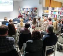 Uroš Robič in Plastik fantastik v Knjižnici Toneta Seliškarja Trbovlje