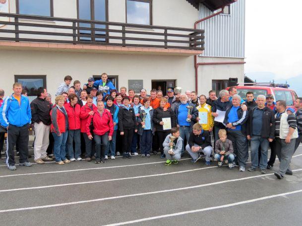 skupinska slika 20.srečanja GZ Trbovlje