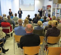 Predavanje »Po slovenski planinski poti v 30. dneh« v Knjižnici Toneta Seliškarja Trbovlje