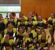 Plesna šola Urška Zagorje, ki združuje plesalce z območja celotnega Zasavja, se je udeležila Državnih prvenstev v Novi Gorici