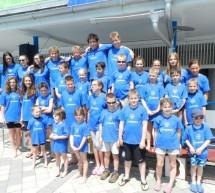 Novi uspehi mladih trboveljskih plavalcev