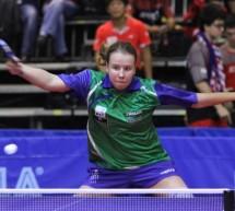 Tamara Pavčnik – najmlajša udeleženka evropskega prvenstva v namiznem tenisu