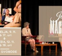 Vabilo na ogled komedije »Jeklene magnolije«